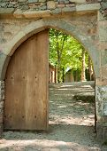Stone Gate