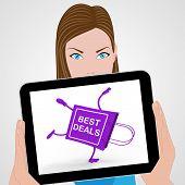 Handstand Shopping Bag Displays Best Deals Bargains Sale And Save