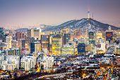 image of seoul south korea  - Seoul - JPG