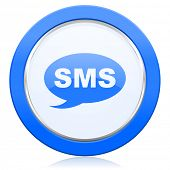 image of sms  - sms icon message sign  - JPG