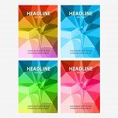 Brochure Design Templates, Business modern template easy all editable
