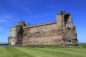 Tantallon Castle Ruins Scotland