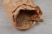 Grain In Bag