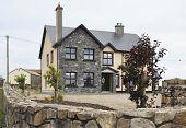 Modern accommodation on the outskirts of town Galway