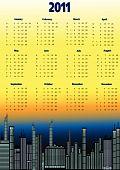 2011 Urban Calendar