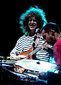 Pat Metheny And Antonio Sanchez At Umbria Jazz Festival