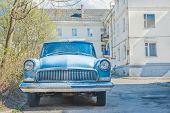 foto of veterans  - Spring fever of a veteran classic car  - JPG