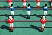 Foosball. Table Soccer