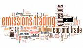 pic of international trade  - Emissions trading  - JPG