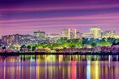 picture of washington skyline  - Washington - JPG