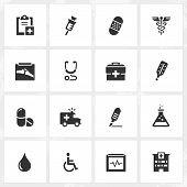picture of x-files  - Healthcare vector icons - JPG