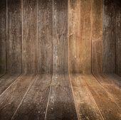 Постер, плакат: Wood Texture Background