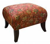 Itraditional Style Ottoman
