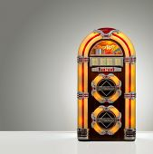 Retro Jukebox