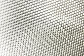 Abstract Texture Honeycomb. Metallic Net Background Or Texture. Metal Mesh. Full Frame Colorful Illu poster