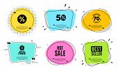 Hot Sale. Best Seller, Quote Text. Special Offer Price Sign. Advertising Discounts Symbol. Quotation poster