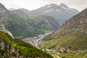 Val D'isere (french Alps)