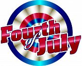 4Th Of July Banner.eps
