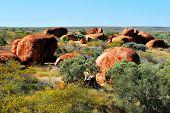 Devils Marbles, Northen Territory, Australia