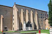 Pilotta Palace. Parma. Emilia-Romagna. Italy.