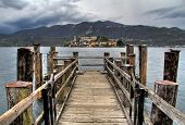 San Giulio Island From The Docks