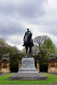 image of leopold  - Sculpture of Leopold II King of Belgium - JPG
