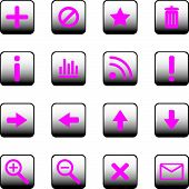Collection of vector icons