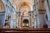 St. Pietro Cathedral. Bologna. Emilia-Romagna. Italy.