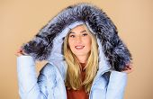 Fashion Coat. Warming Up. Casual Winter Jacket More Stylish Have More Comfort Features. Designed For poster