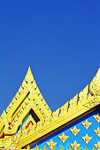 Thai art Phra Men, Bangkok, Thailand.