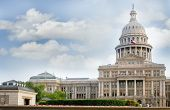Capitol Building, Austin, Texas, Usa