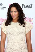 LOS ANGELES - FEB 23:  Paula Patton attends the 2013 Film Independent Spirit Awards at the Tent on t