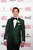 LOS ANGELES - FEB 23:  Andy Samberg attends the 2013 Film Independent Spirit Awards at the Tent on the Beach on February 23, 2013 in Santa Monica, CA