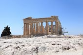 Landscape Of Parthenon