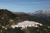 White Andalusian Village Algatocin
