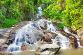 pic of na  - Na Muang 2 waterfall - JPG