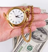 Hand, Time And Money