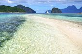 Snake Island. El Nido