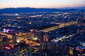 Beijing Night Scene