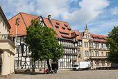 Magniviertel In Braunschweig