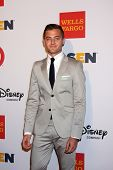 LOS ANGELES - OCT 18:  Robbie Rogers at the 2013 GLSEN Awards at Beverly Hills Hotel on October 18,