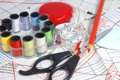 It Is A Lot Of Accessories To The Sewing
