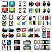 Set web icons