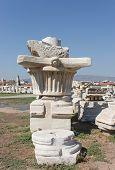Agora Column (original  Capital)