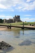 Beach at Inchcolm