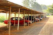 African Carport