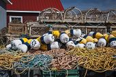 pic of lobster trap  - Floats - JPG