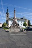 Square, Tepla, Czech Republic, 2013