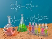 Flasks Chemistry