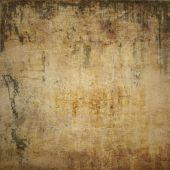 Grunge Background With Ink Splatter